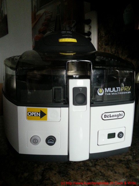DeLonghi Multi fry FH 1163 Classic