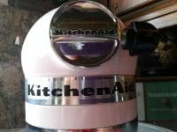 KitchenAid Küchenmaschine Artisan - Gelenkbolzen fixieren