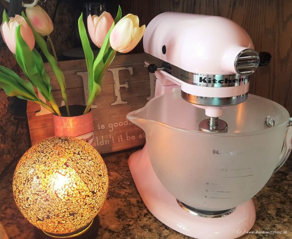 Tipps zum Umgang mit der KitchenAid Küchenmaschine