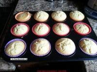 Cupcakes mit Lindorkugeln