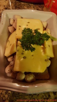 Pilz-Brät-Toast