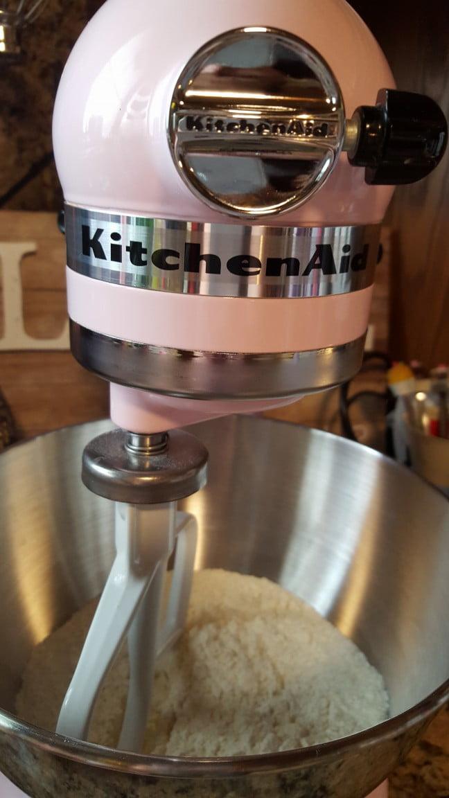 Pastaproduktion mit dem Röhrennudelvorsatz von KitchenAid