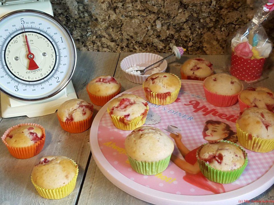 Erdbeer-Joghurt-Muffins (8)