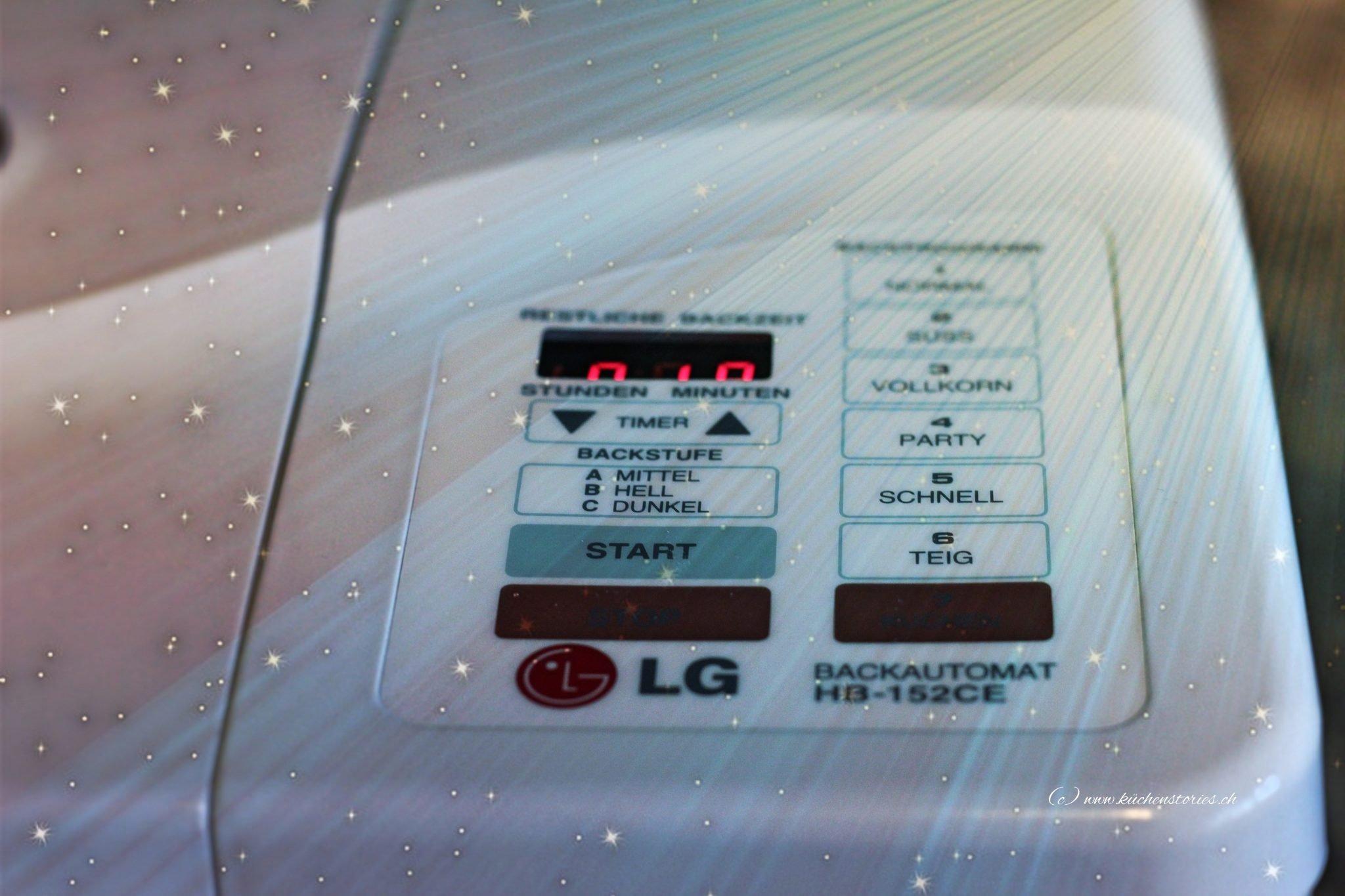 Brotbackautomat von LG