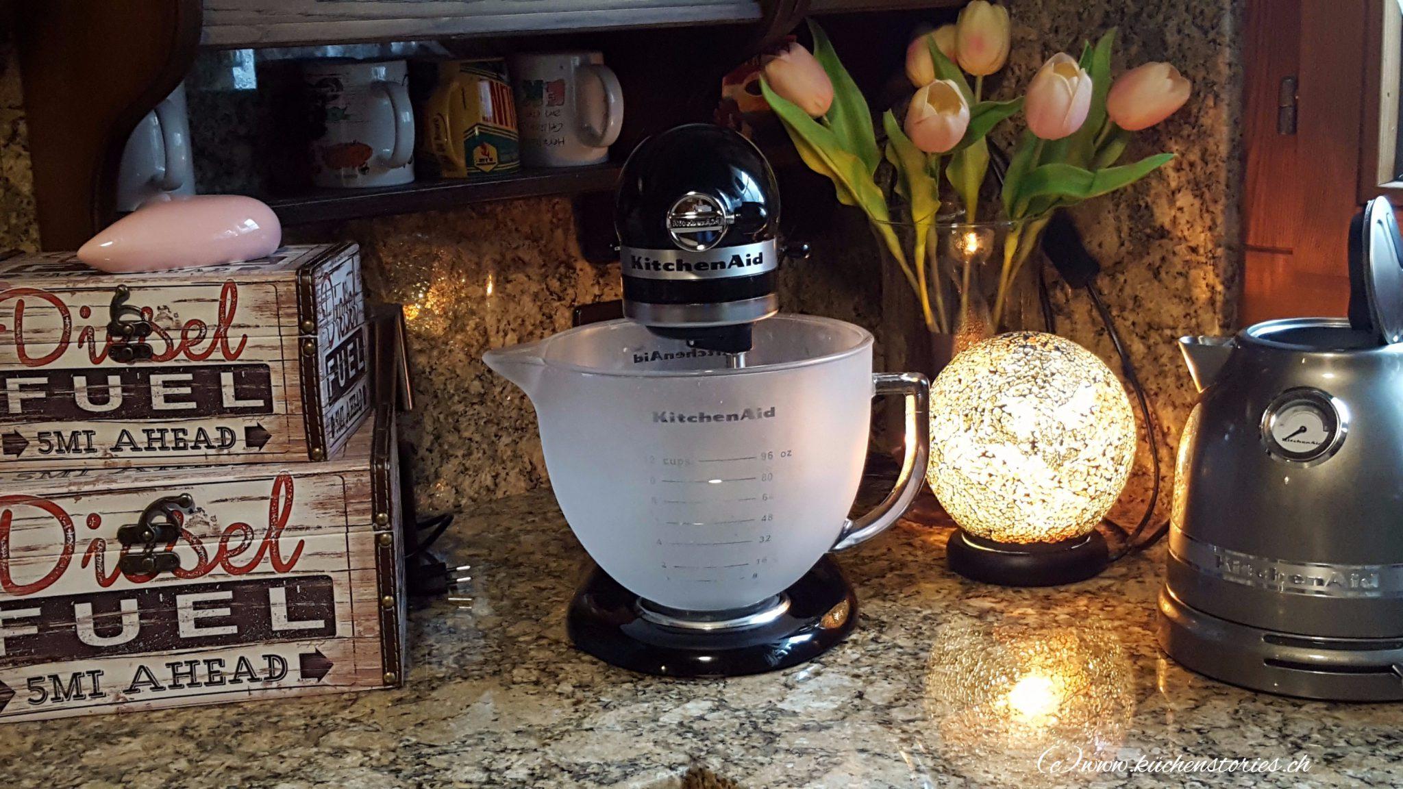 Erste Schritte mit der KitchenAid Küchenmaschine - Google+