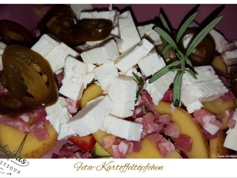 Feta-Kartoffel-Töpfchen