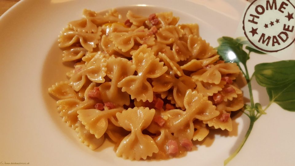 One Pot Pasta aus dem Cuisine Companion