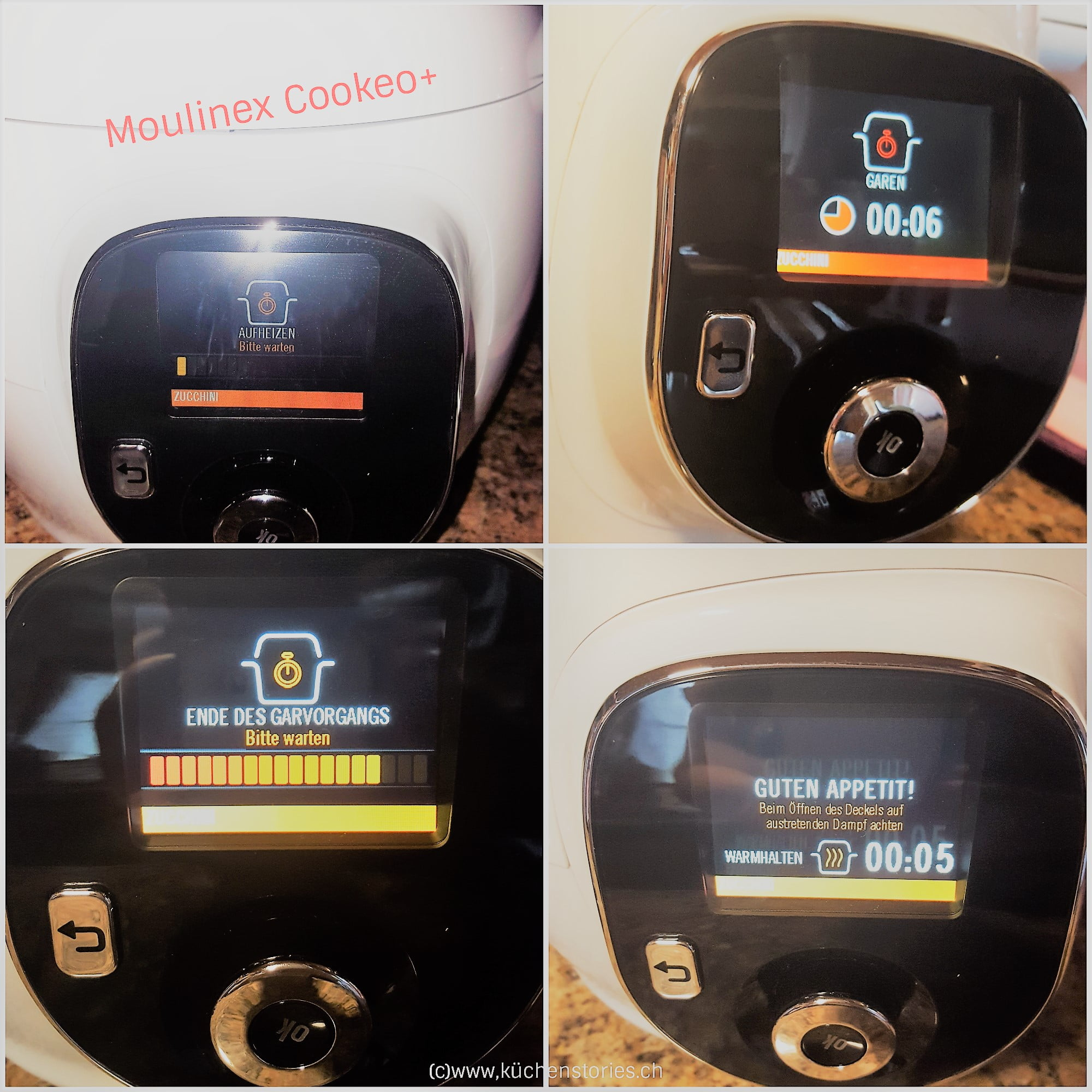Moulinex Cookeo+