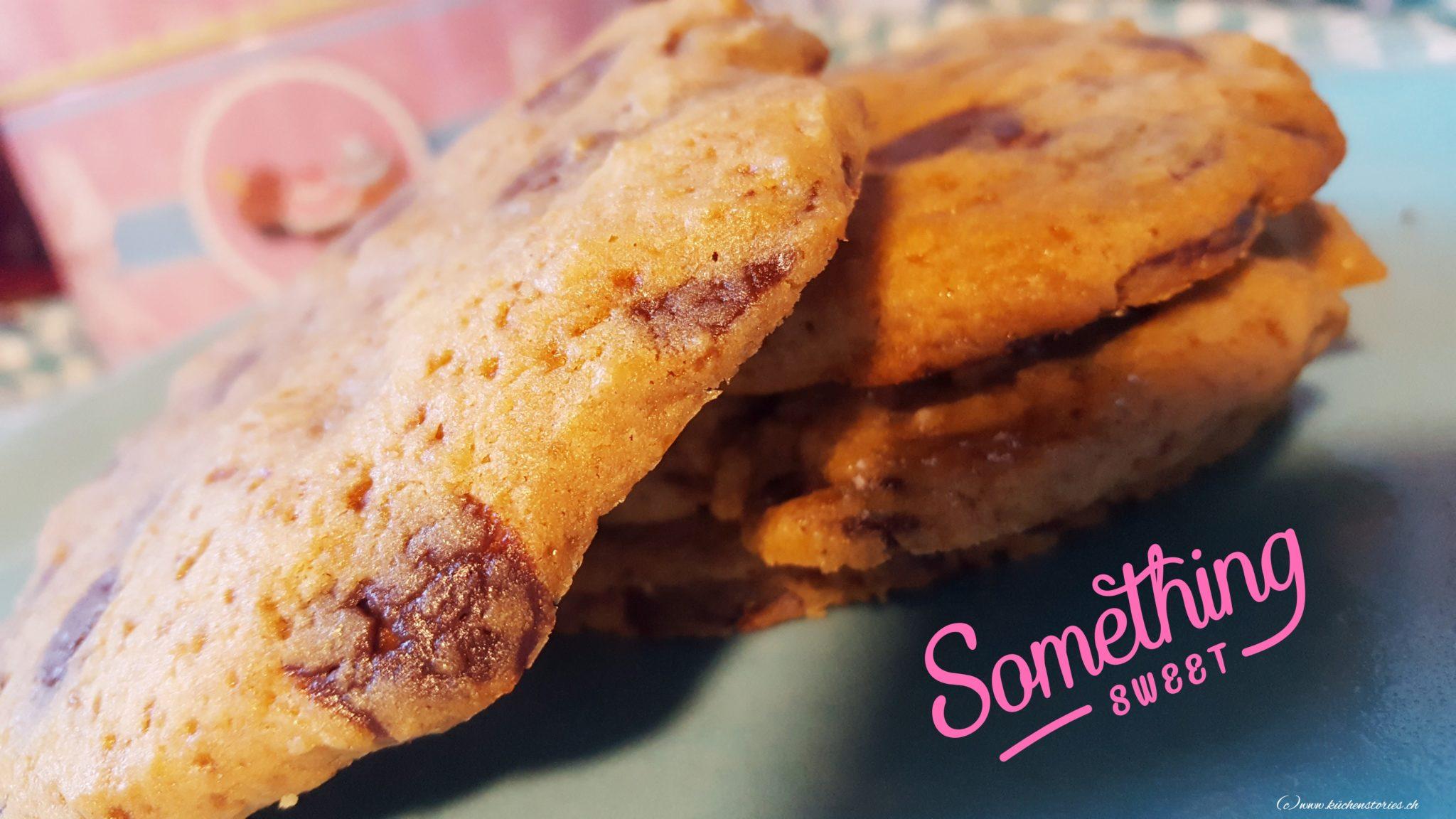 Cookies mit Xucker-Schokodrops