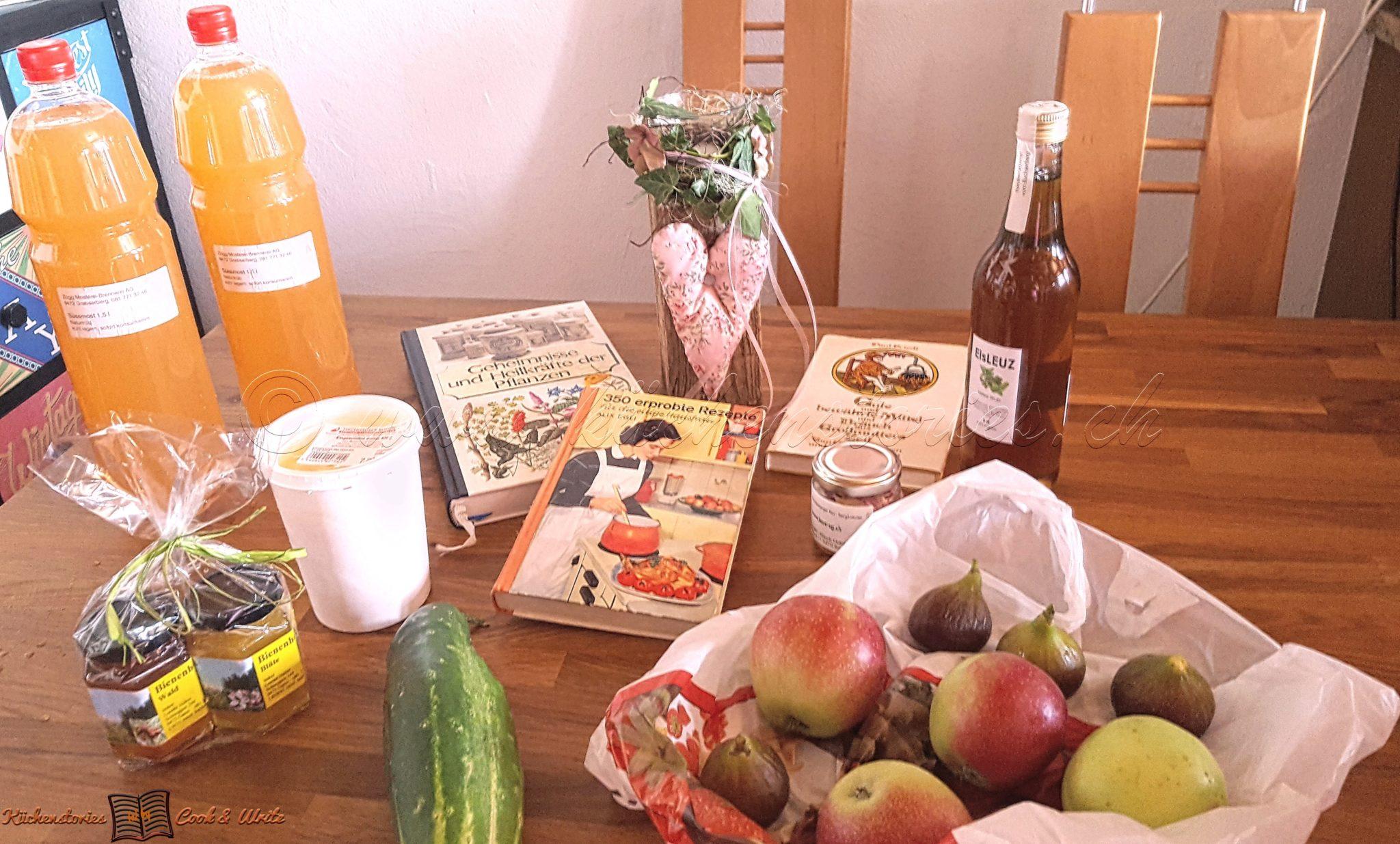 Bauernmarkt in Grabs