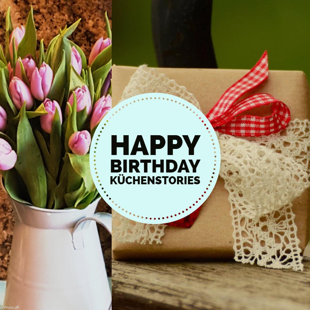 Happy Birthday Küchenstories