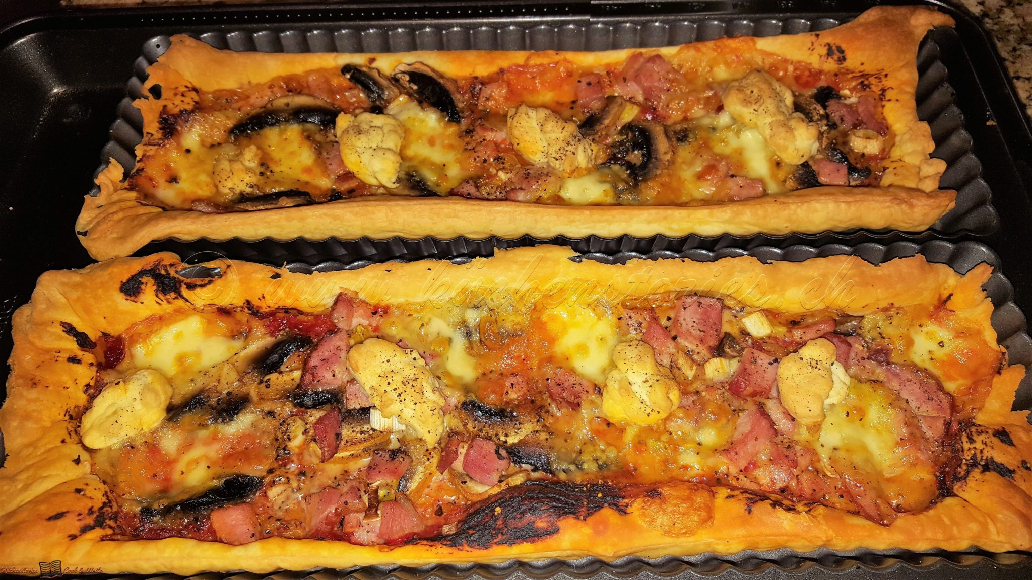 Rumfort-Crostata
