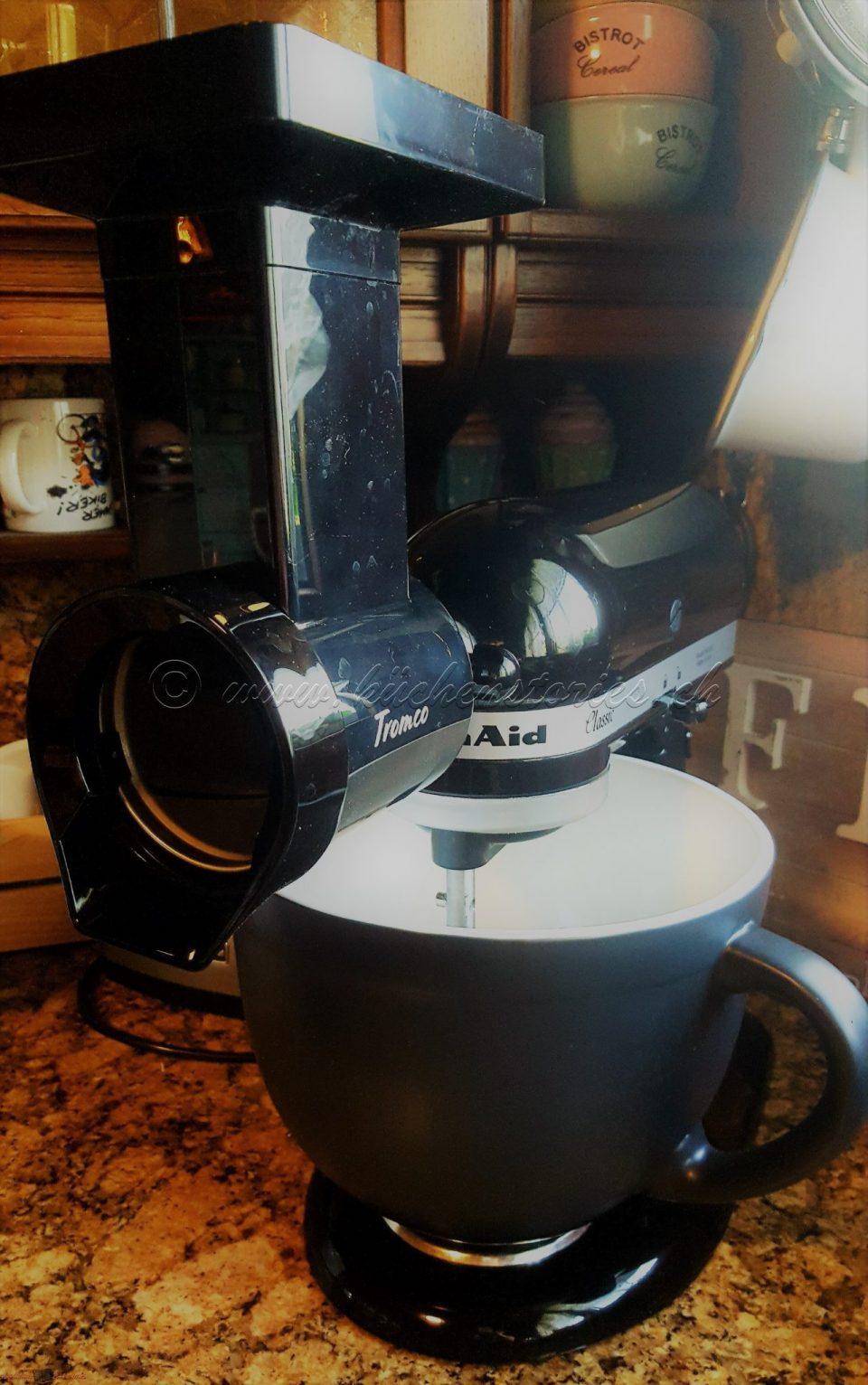 Keramikschüssel für KitchenAid-Maschinen