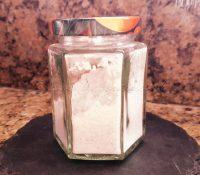 Zuckerfreies Vanillepuddingpulver selbstgemacht