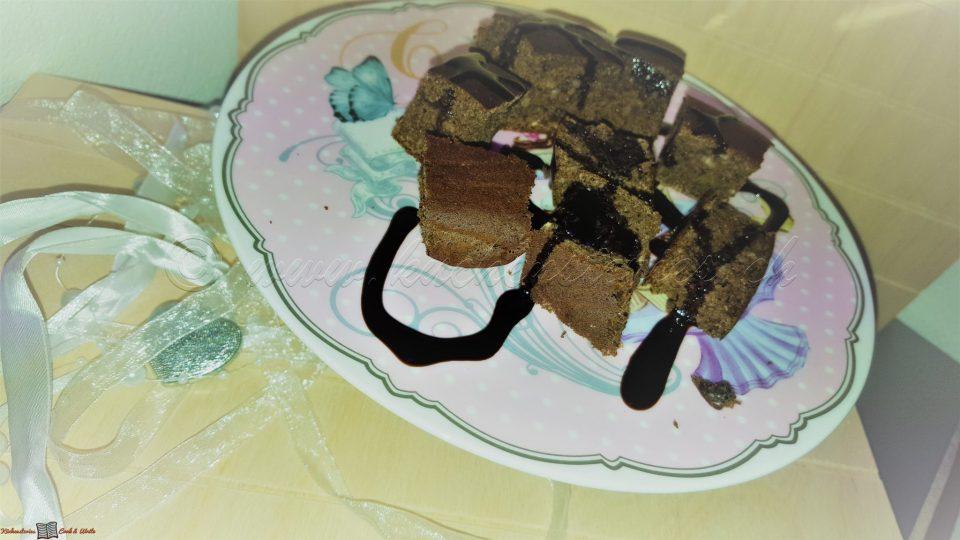 Zuckerfreier Kuchen aus steirischen Käferbohnen