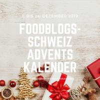 Foodblogs Schweiz Adventskalender 2020