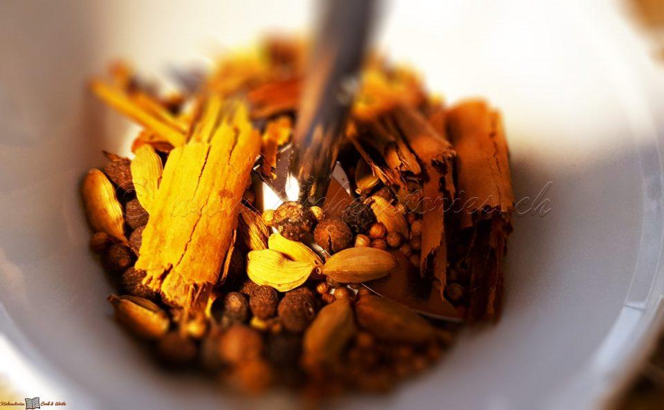Pumpkin-Spice-Mischung