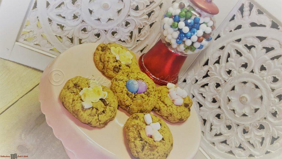 Cookie-Mischung im Glas