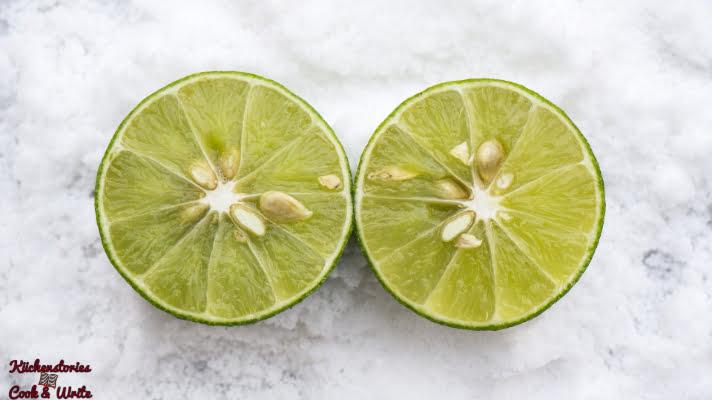 Limettensalz selbstgemacht